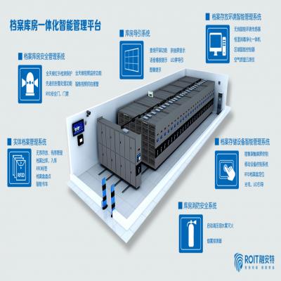 电子智能密集柜的优点有哪些?